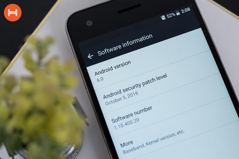 Mở hộp HTC Desire 10 Pro: Thiết kế đậm chất HTC, có RAM 4GB, camera 20 chấm. Phân khúc giá tầm trung. hình 16