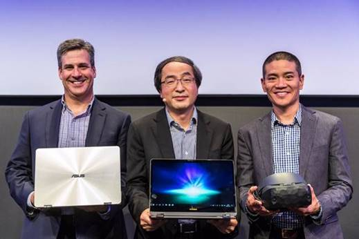 ASUS giới thiệu một loạt laptop trong sự kiện The Edge of Beyond tại IFA 2017 hình 1