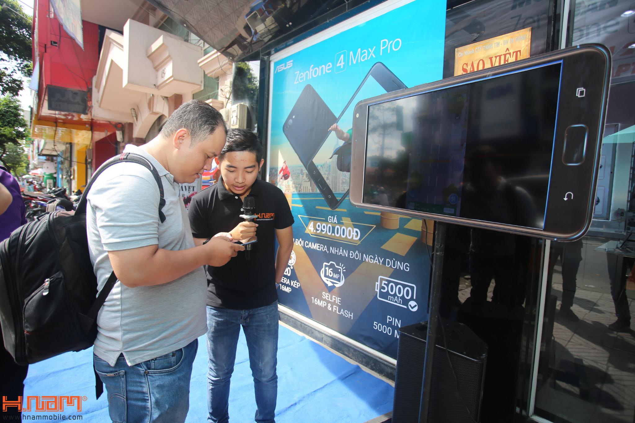 Mở bán ZenFone 4 Max Pro: Quà hơn 2 triệu, cơ hội trúng laptop hình 7