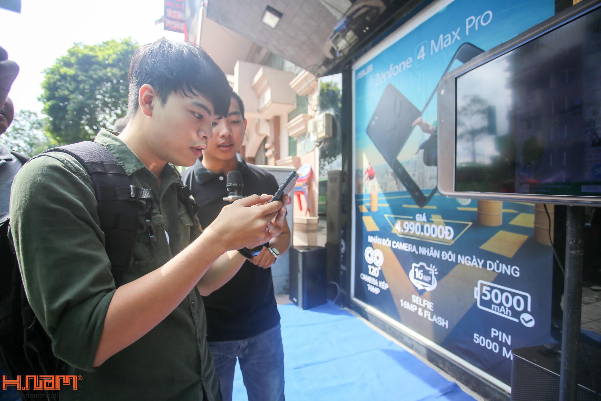 Mở bán ZenFone 4 Max Pro: Quà hơn 2 triệu, cơ hội trúng laptop hình 12
