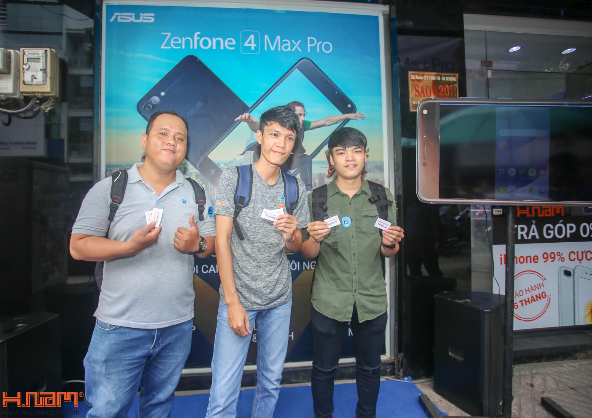 Mở bán ZenFone 4 Max Pro: Quà hơn 2 triệu, cơ hội trúng laptop hình 8