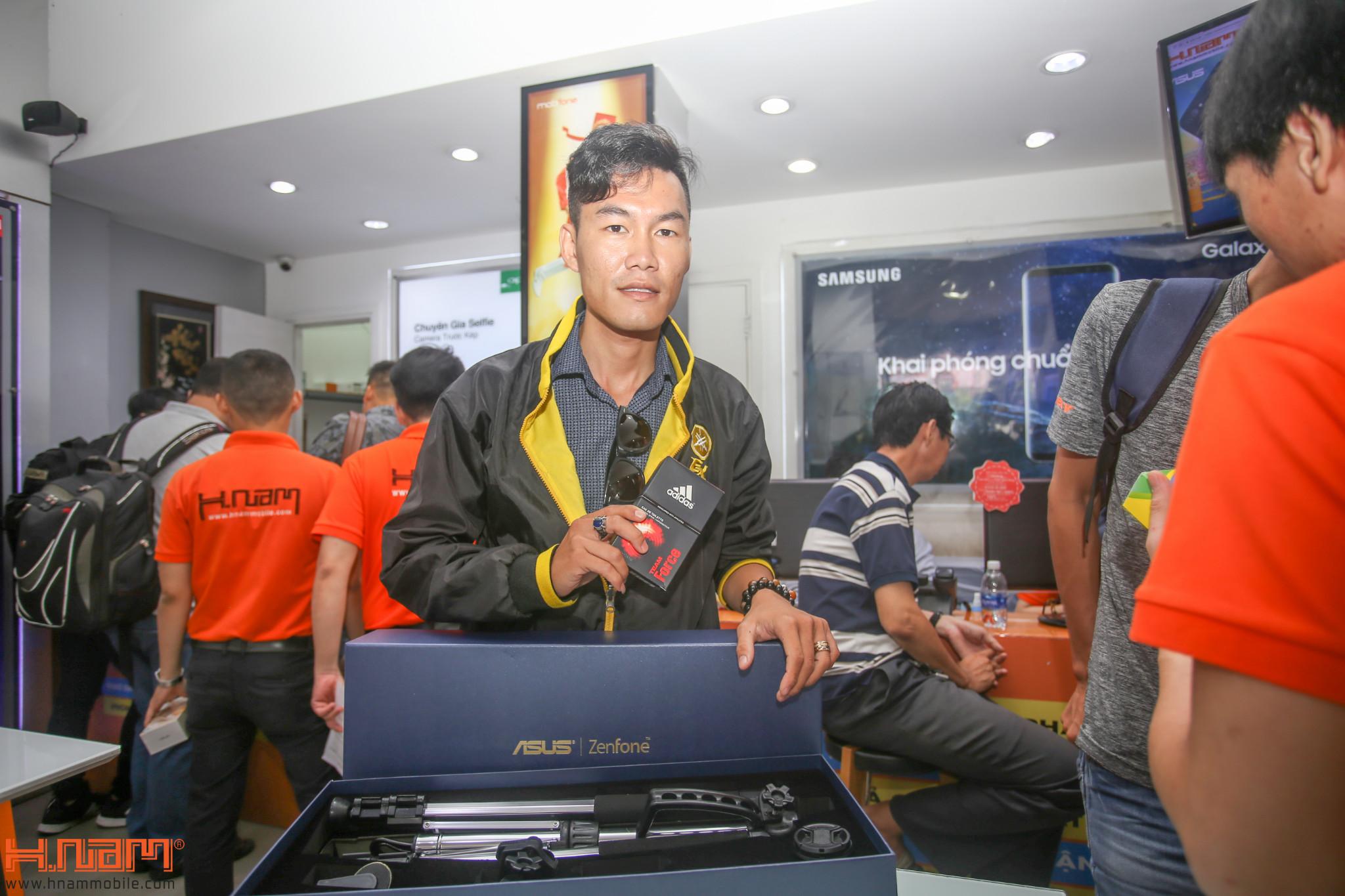 Mở bán ZenFone 4 Max Pro: Quà hơn 2 triệu, cơ hội trúng laptop hình 10