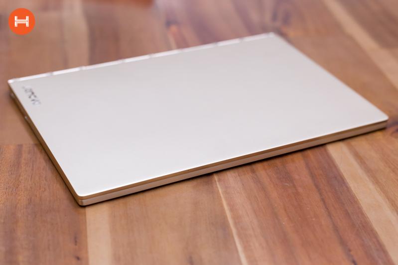Mở hộp Lenovo Yoga Book: Thiết kế tablet lai laptop, bàn vẻ cảm ứng lực thích hợp cho họa sĩ. hình 12
