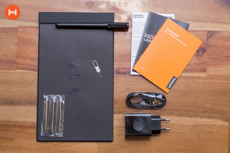 Mở hộp Lenovo Yoga Book: Thiết kế tablet lai laptop, bàn vẻ cảm ứng lực thích hợp cho họa sĩ. hình 10