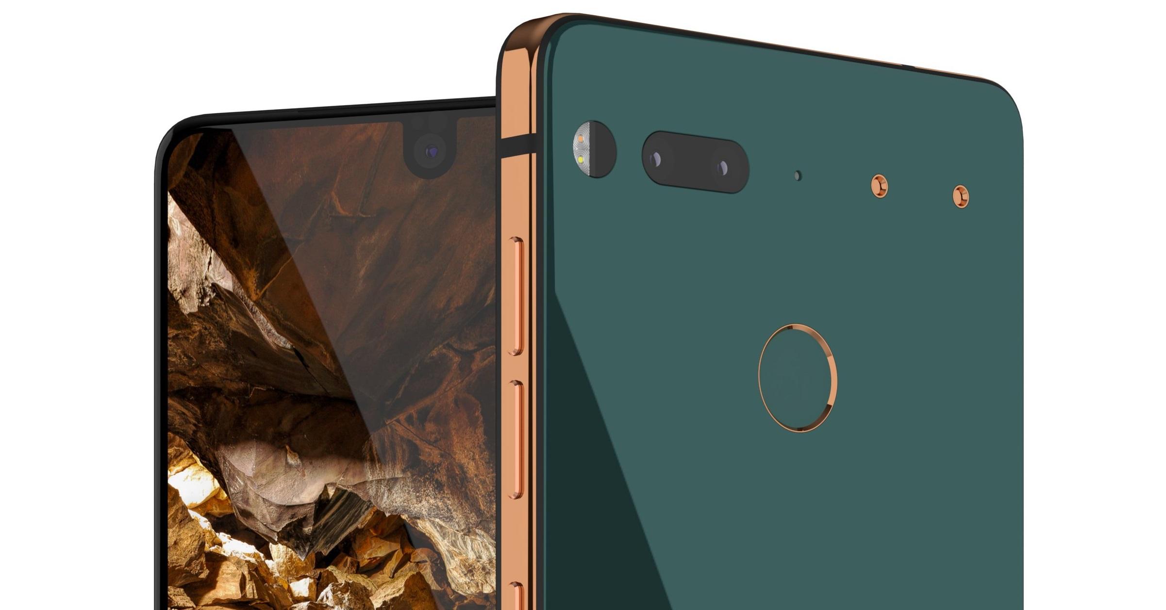 Ngày ra mắt của Essential Phone cũng đã được ấn định hình 1