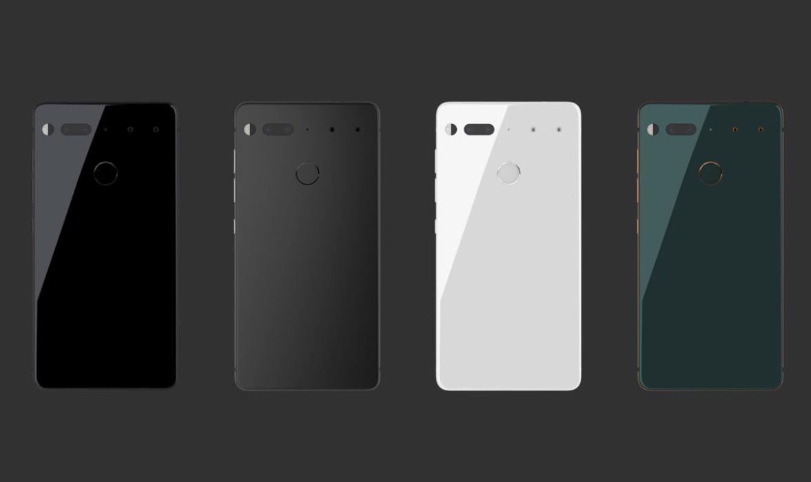 Ngày ra mắt của Essential Phone cũng đã được ấn định hình 3