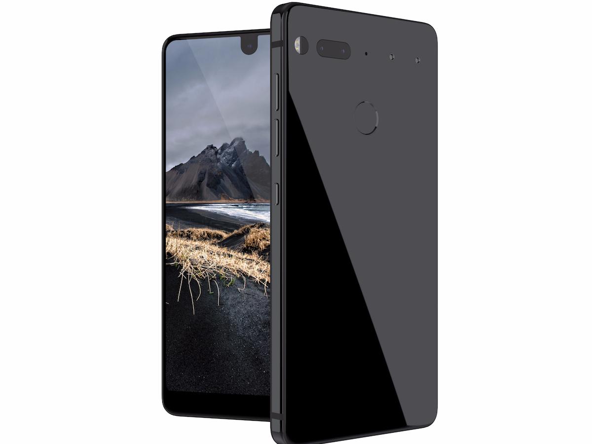 Ngày ra mắt của Essential Phone cũng đã được ấn định hình 2