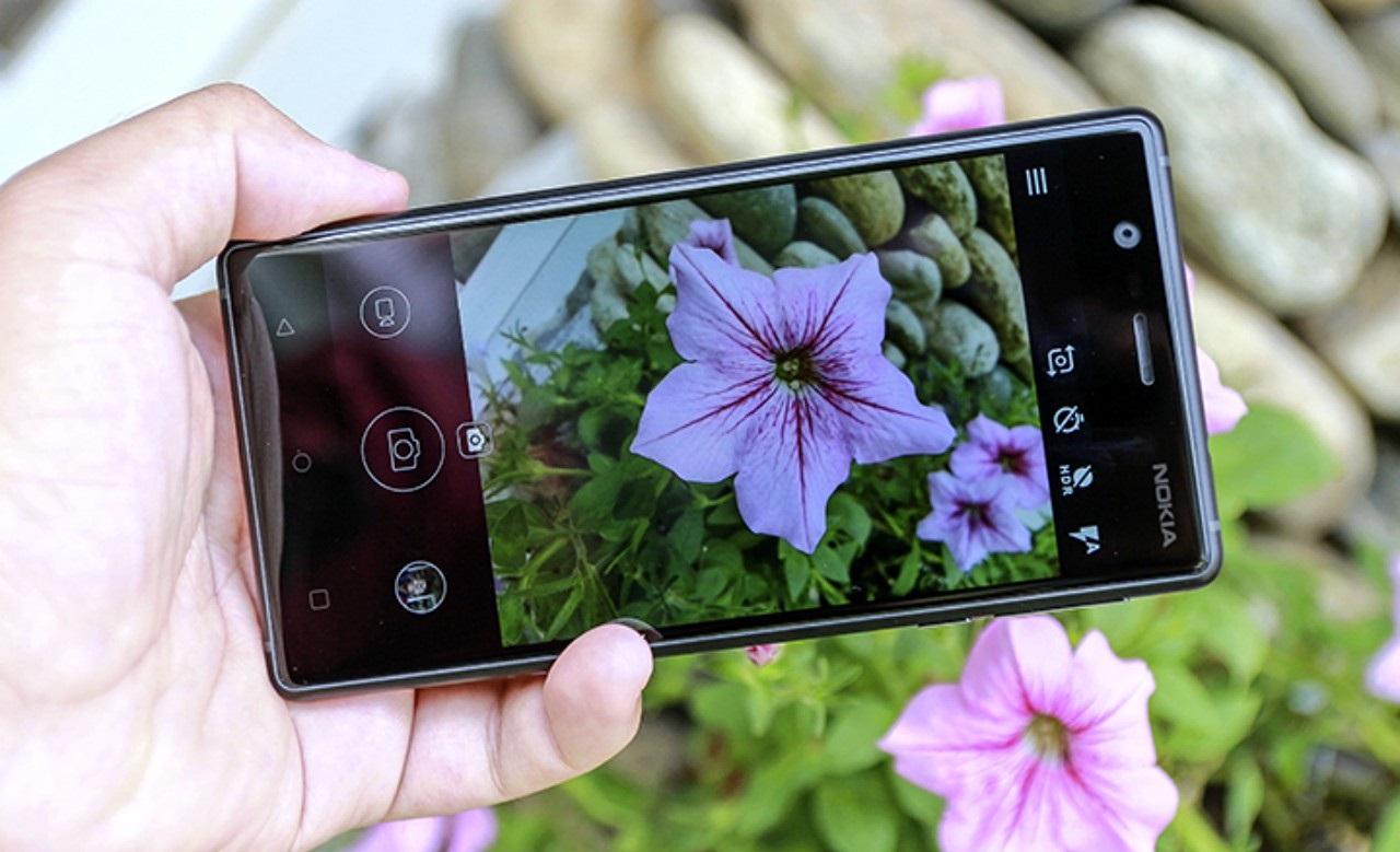 Nokia 3 nhận bản cập nhật quan trọng cho ứng dụng camera hình 1