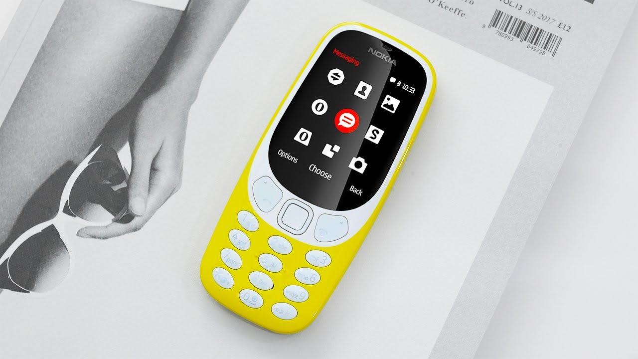 HMD sẽ ra mắt Nokia 6 (2018) và Nokia 3310 4G vào tháng 1/2018? hình 2