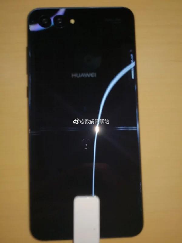 Huawei Nova 2S bất ngờ xuất hiện ngoài thực tế kèm thông tin cấu hình hình 3