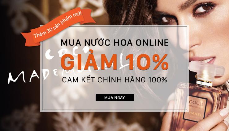 Hnam Mobile mở bán nước hoa chính hãng giá cực ưu đãi hình 1