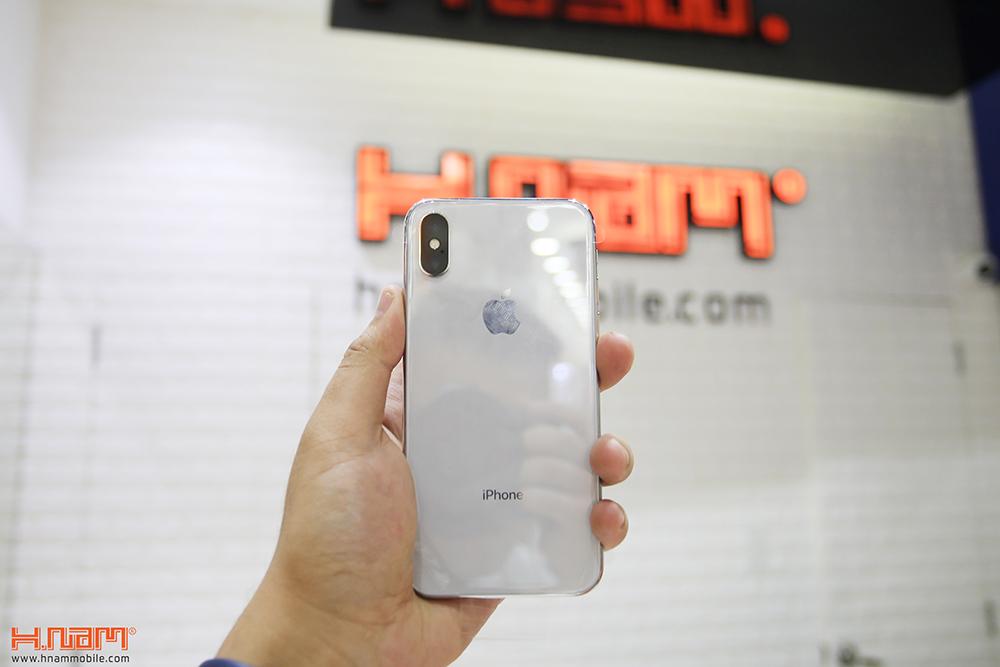 Hot Vlogger Phở Đặc Biệt mua iPhone X đầu tiên tại Hnam Mobile hình 5