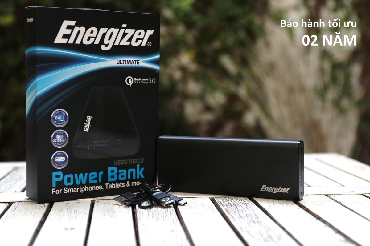 Trên tay 2 cục pin dự phòng giá tốt hiệu năng cao đến từ Energizer VN. hình 1