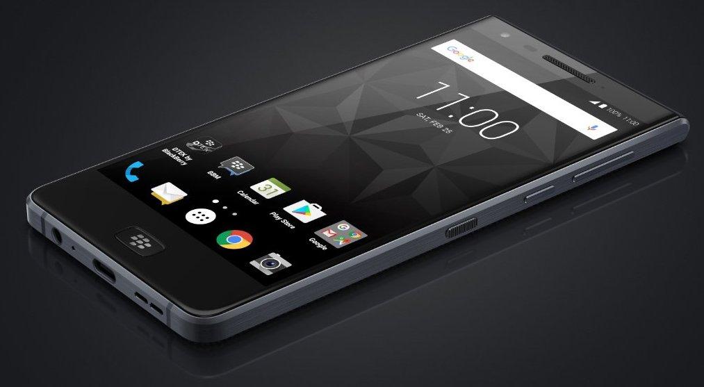 Blackberry bất ngờ ra mắt BlackBerry Motion: Màn hình 5.5 inch Full HD, pin 4000mAh, IP67, giá 460 USD hình 4