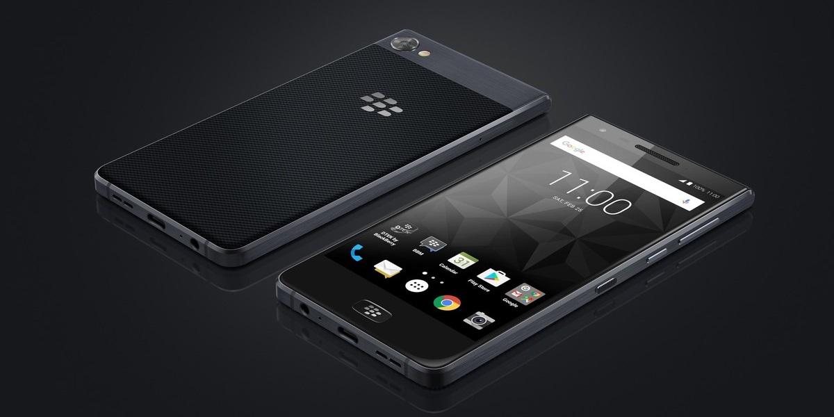 Blackberry bất ngờ ra mắt BlackBerry Motion: Màn hình 5.5 inch Full HD, pin 4000mAh, IP67, giá 460 USD hình 1