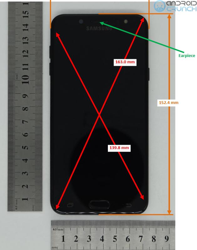 """Galaxy C7 (2017) nhận chứng chỉ FCC: màn hình OLED, cấu hình """"chất""""! hình 3"""