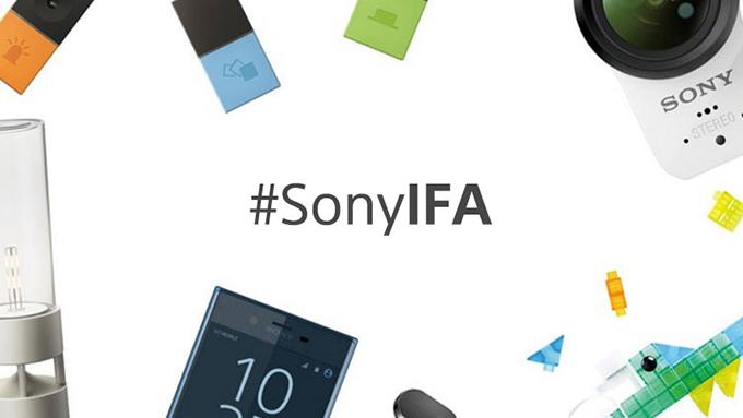 Tổng hợp những sản phẩm Sony nổi bật tại sự kiện IFA 2017 hình 1
