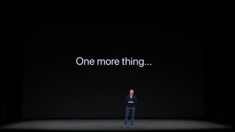 Toàn cảnh sự kiện Apple Special Event ngày 12/9 hình 21
