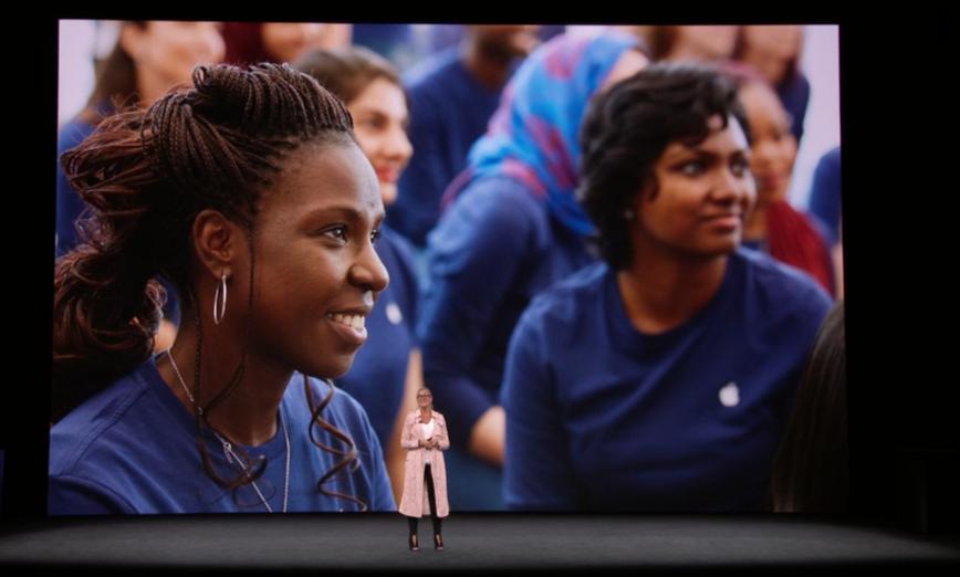 Toàn cảnh sự kiện Apple Special Event ngày 12/9 hình 7