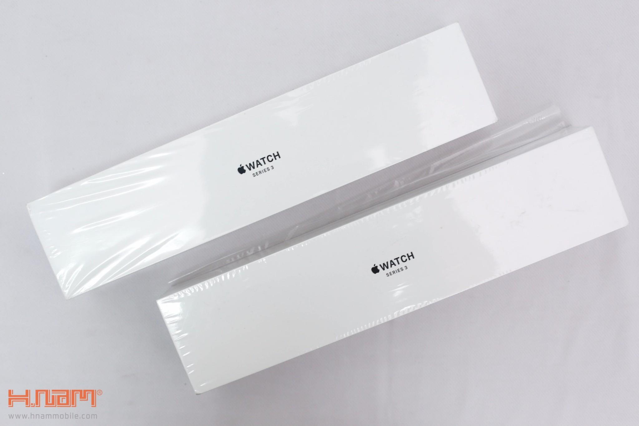 Đập 2 hộp Apple Watch Series 3: Vẫn rất đẹp và hiện đại, cấu hình mạnh hơn hình 2