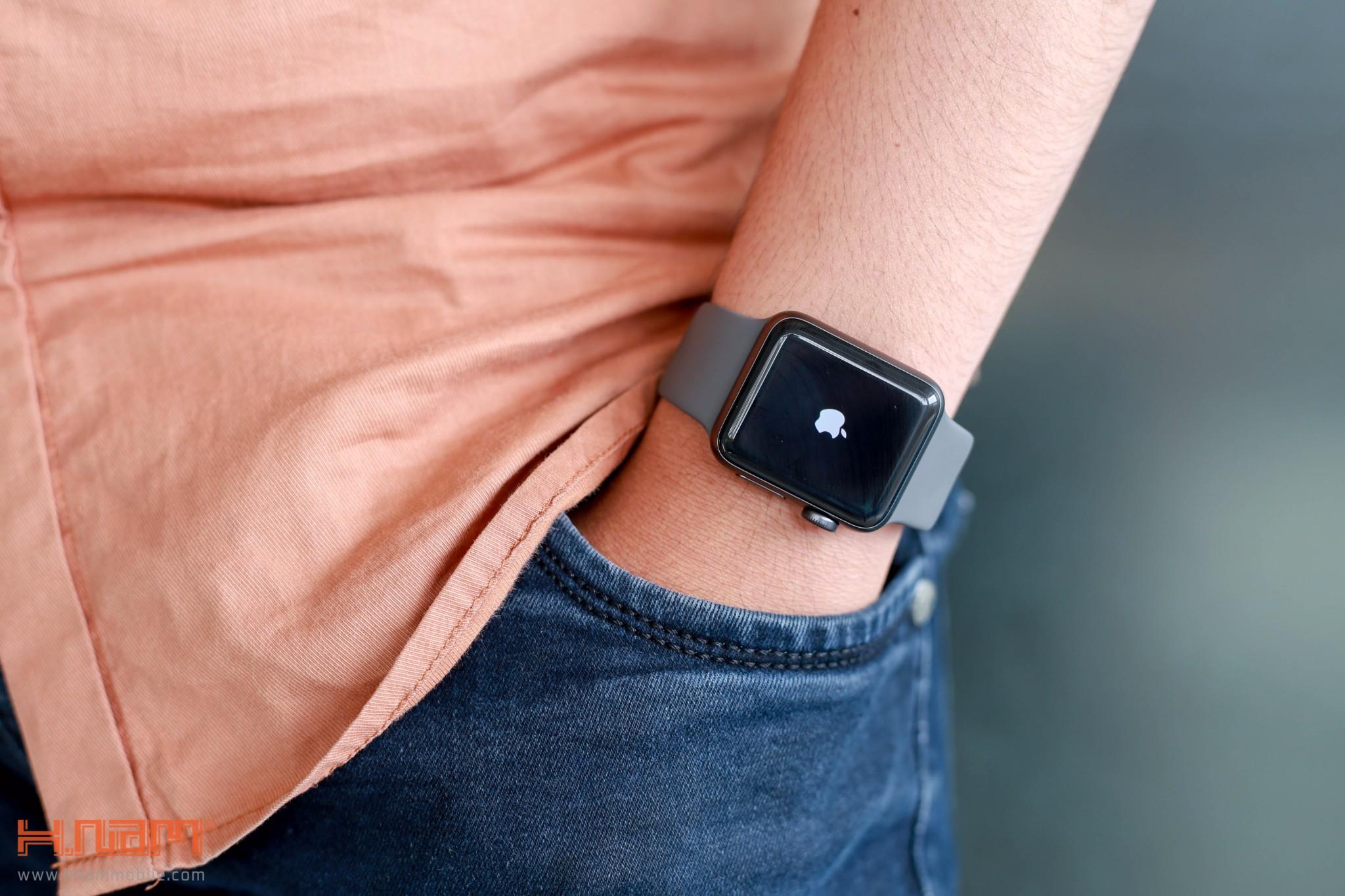 Đập 2 hộp Apple Watch Series 3: Vẫn rất đẹp và hiện đại, cấu hình mạnh hơn hình 1