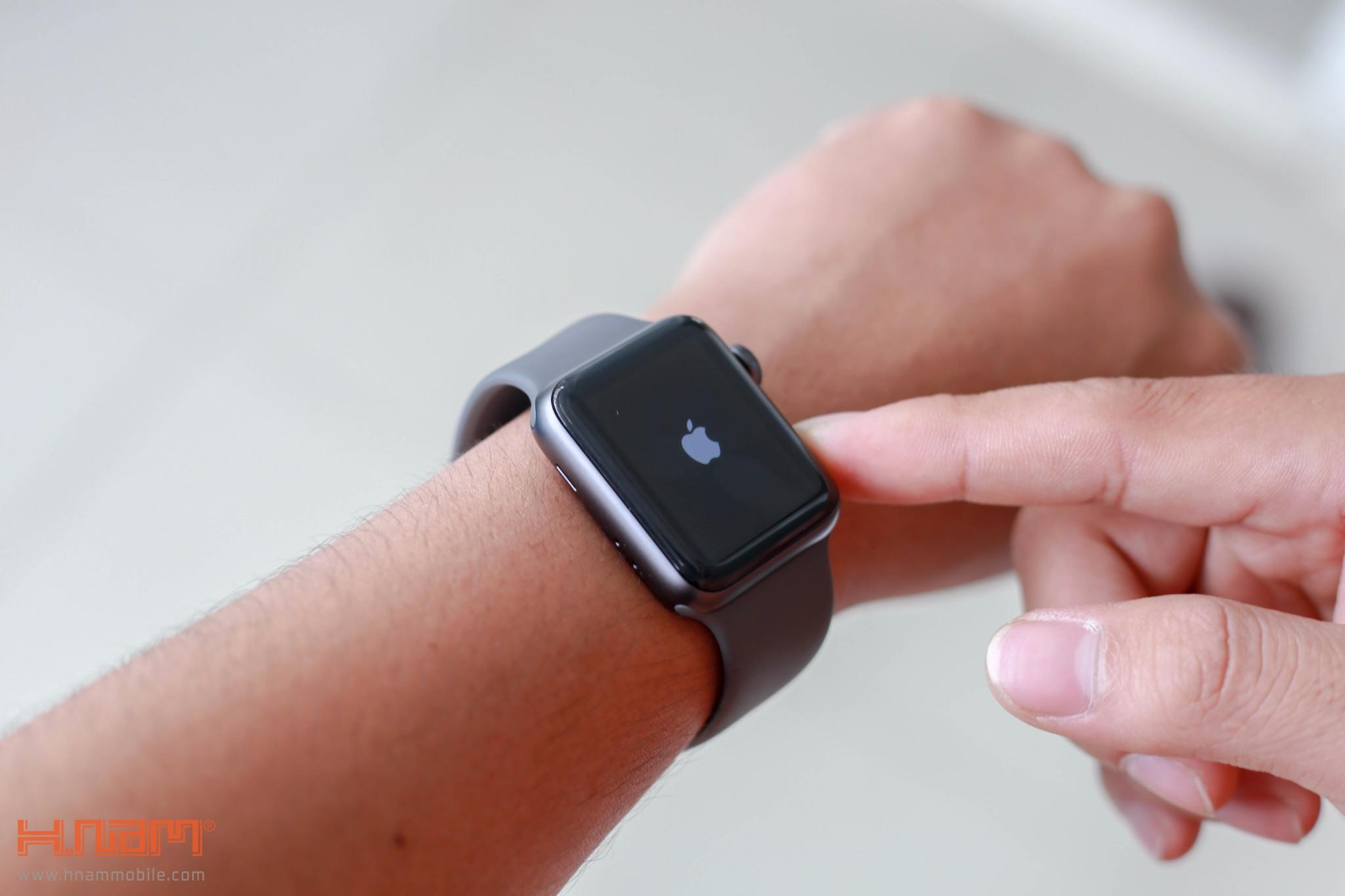 Đập 2 hộp Apple Watch Series 3: Vẫn rất đẹp và hiện đại, cấu hình mạnh hơn hình 19