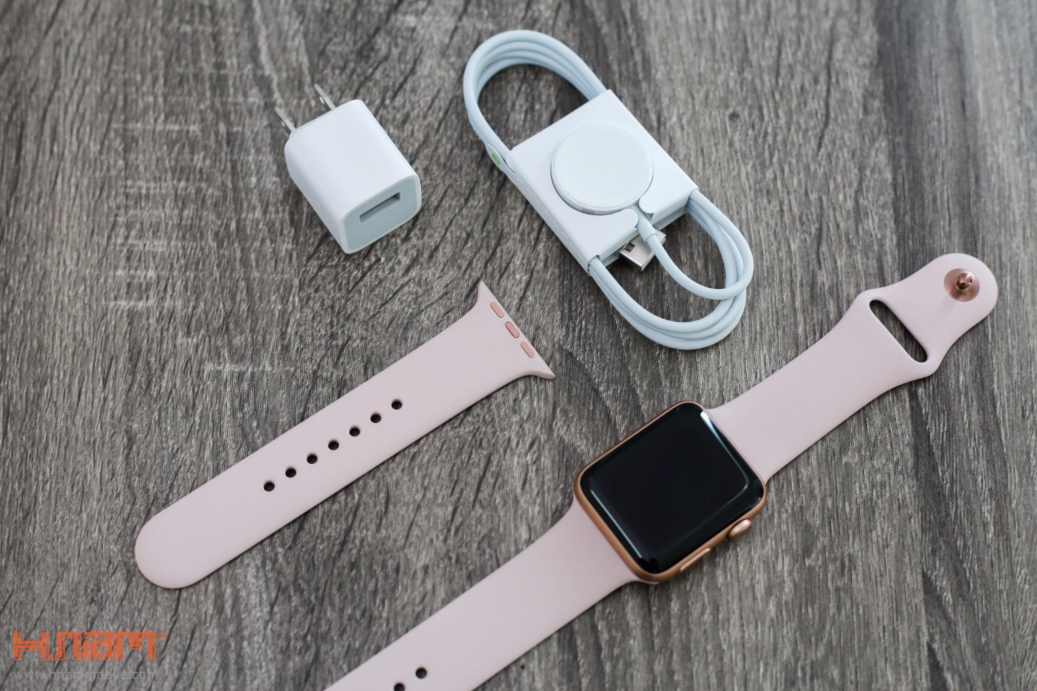 Đập 2 hộp Apple Watch Series 3: Vẫn rất đẹp và hiện đại, cấu hình mạnh hơn hình 5