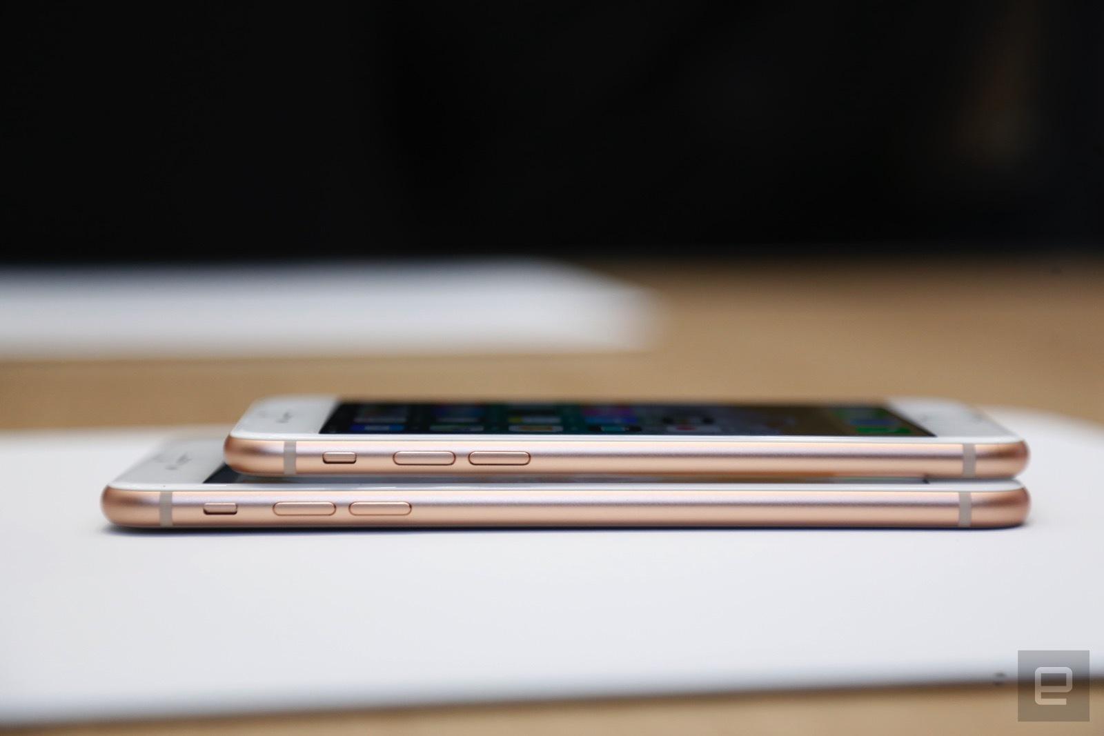 Trên tay iPhone 8 và 8 Plus: Thiết kế cũ nhưng trẻ trung hơn, cấu hình mạnh hơn hình 5