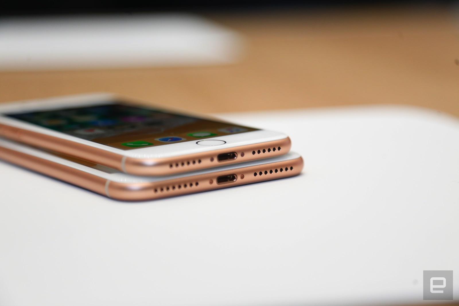 Trên tay iPhone 8 và 8 Plus: Thiết kế cũ nhưng trẻ trung hơn, cấu hình mạnh hơn hình 6