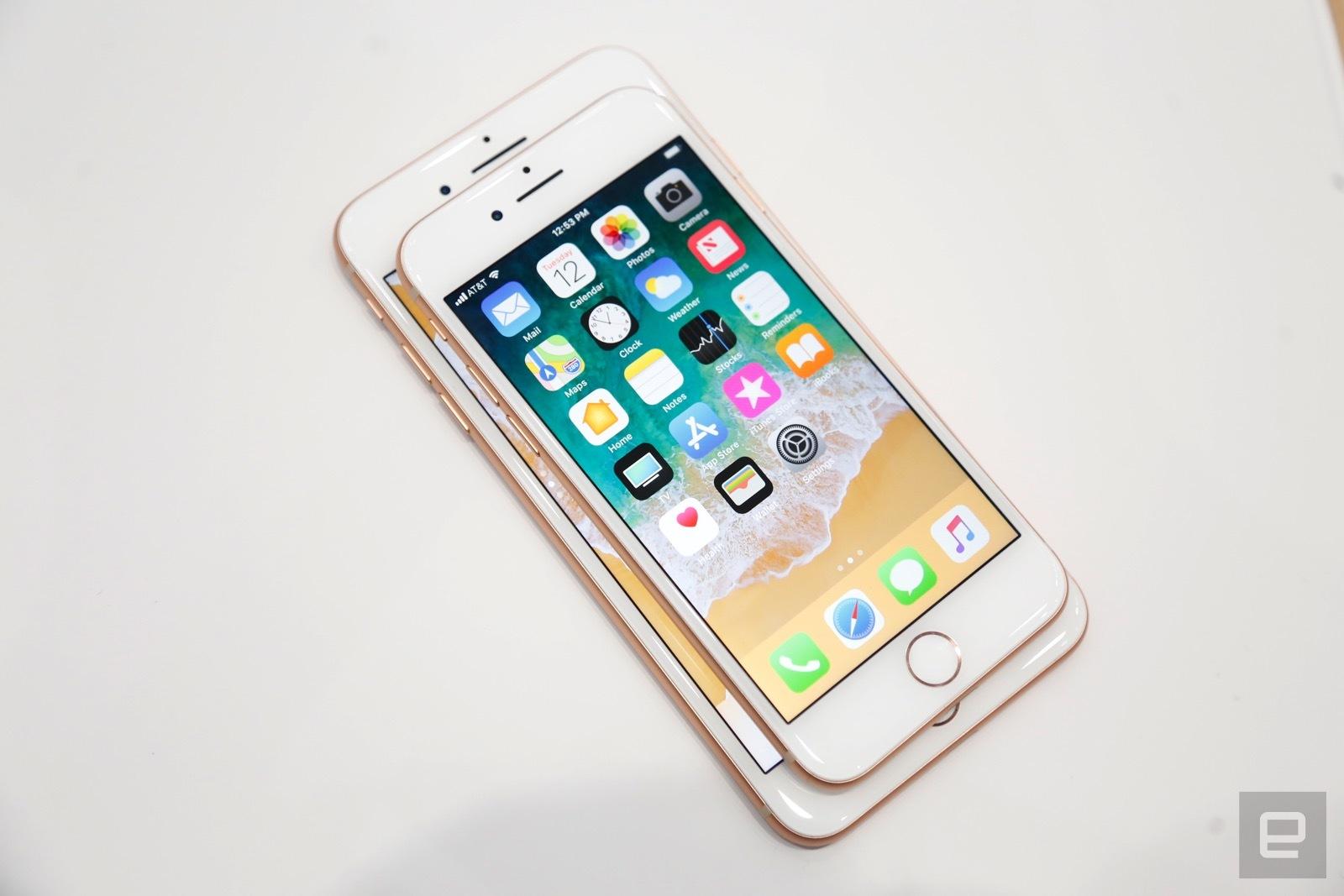 Trên tay iPhone 8 và 8 Plus: Thiết kế cũ nhưng trẻ trung hơn, cấu hình mạnh hơn hình 9