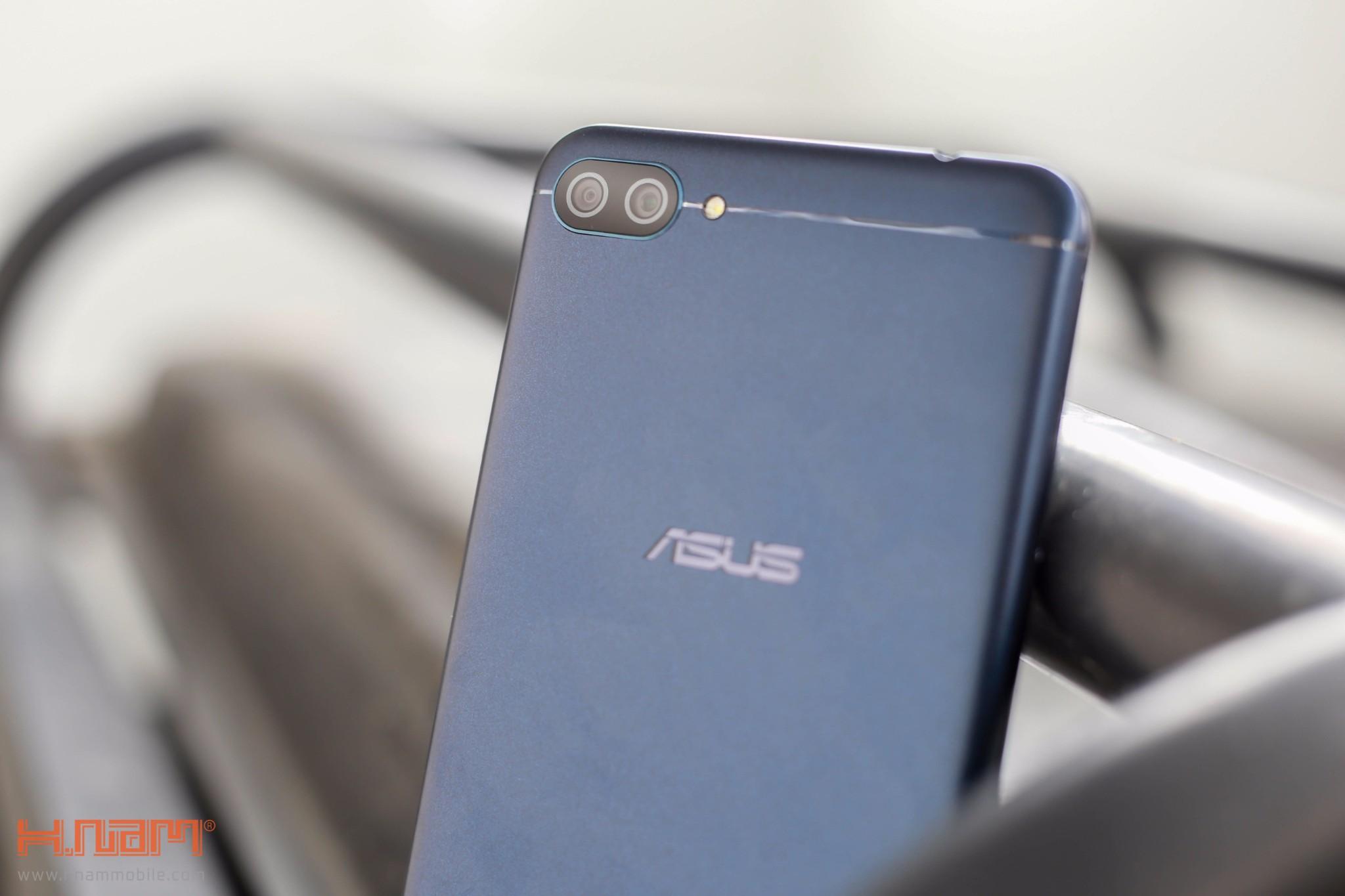 ... Pro · Trên tay ZenFone 4 Max: Tân binh giá 4 triệu có camera kép, pin
