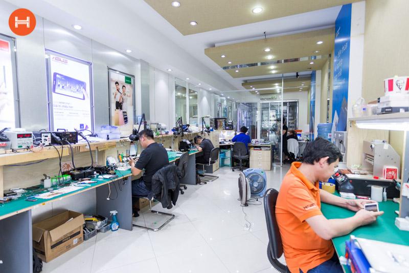 Sửa chữa - mở mạng các loại điện thoại, máy tính bảng hình 3