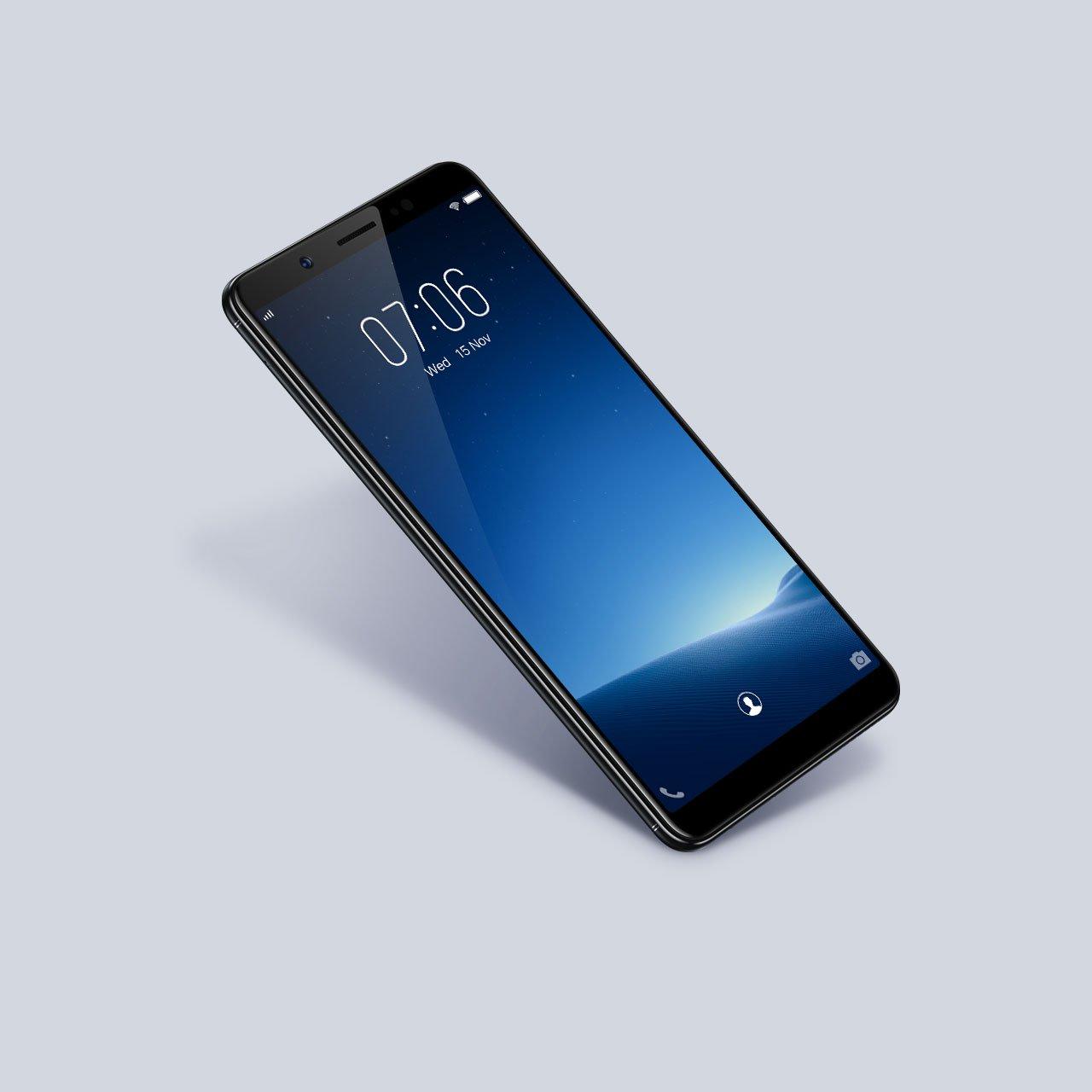 Vivo chính thức ra mắt V7: màn hình FullView, camera selfie 24MP hình 2
