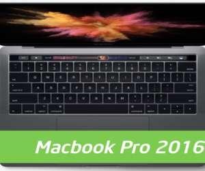 MacBook Pro 2016: Những nâng cấp đáng giá.
