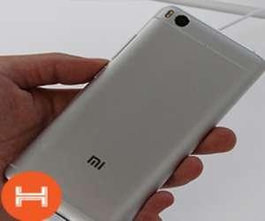 Xiaomi Mi 5s: chip Snapdragon 821, Cảm biến vân tay siêu âm mới .