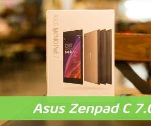 Mở hộp Asus Memo Pad 7: Giảm giá sốc tại Hnam Mobile.