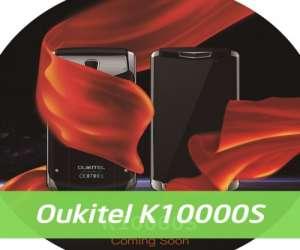 Oukitel K10000s pin siêu khủng với thiết kế mới sắp lộ diện.