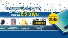 Buổi offline mở bán & trải nghiệm Samsung Galaxy A9