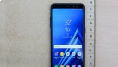 Galaxy A6+ bất ngờ lộ diện trên website của Samsung