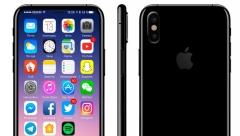 iPhone 8 sử dụng màn hình OLED, được sản xuất tại nhà máy của Samsung ở Bắc Ninh