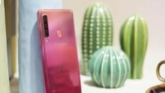 Samsung chính thức ra mắt smartphone 4 camera Galaxy A9 tại Việt Nam