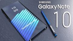 Samsung Galaxy Note 10 sẽ trang bị màn hình 6.66 inch 4K ???