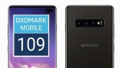 Samsung Galaxy S10+ đạt 109 điểm DxoMark cho camera phía sau