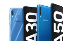 Samsung chính thức ra mắt Galaxy A50 và Galaxy A30 tại Việt Nam