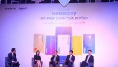 SAMSUNG VINA và NAPAS giới thiệu giải pháp thanh toán di động đột phá SAMSUNG PAY