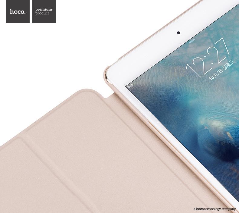 Bao da Hoco Nappa iPad mini 4 hình 1
