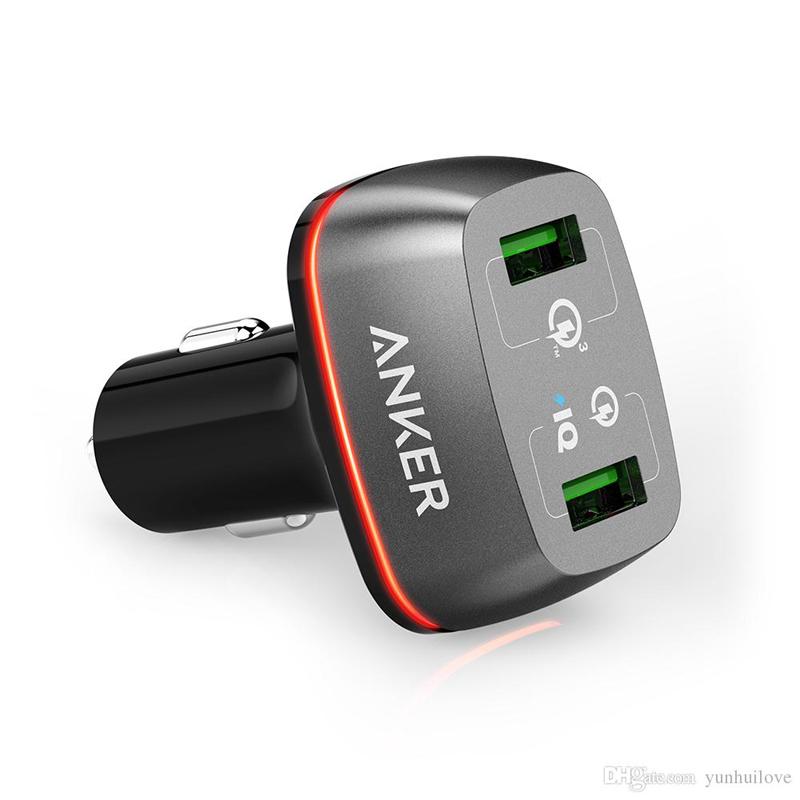 Sạc xe hơi Anker PowerDrive+ 2 A2224 (3.0A) hình 0