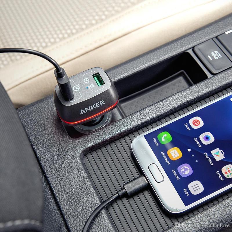 Sạc xe hơi Anker PowerDrive+ 2 A2224 (3.0A) hình 4