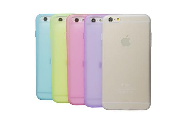 Ốp lưng Hoco TPU Forsted iPhone 6S (TPU màu) hình 0