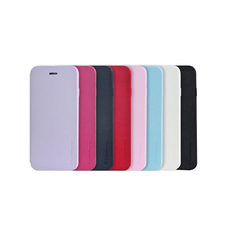 Bao da X-Level Fib Color iPhone 7 hình 4